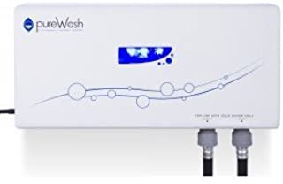 The pureWash Professional-Grade Ionic Laundry Purifier (High-Efficiency Washers)