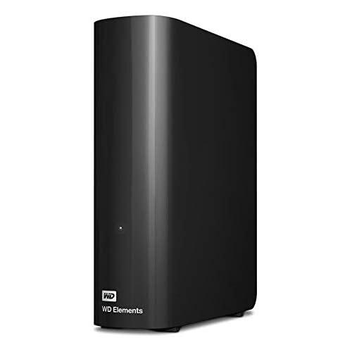 WD 6TB Elements Desktop, Hard Disk Esterno, USB 3.0