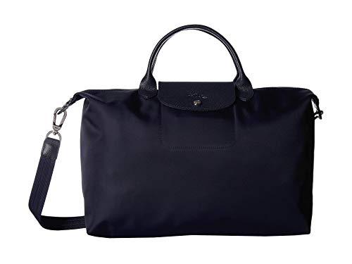 Longchamp Le Pliage Neo Top-Handle Bag Large Navy One Size