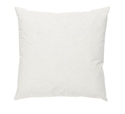 NORDAL · Daunenfeder-Kissen ohne Bezug 45cm · weiß