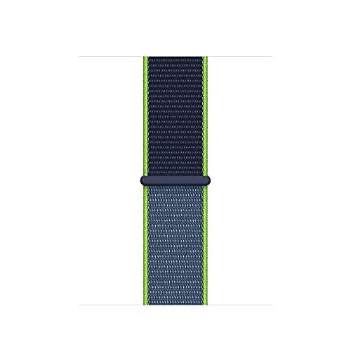 Apple Watch Sport Loop Verde neon (40mm)
