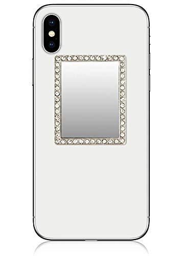 iDecoz Phone Mirror. Peel & Stick on All Phones & Cases. The Replacement for The Traditional Compact Mirror. It's The Best Way to Check Yourself Out Quickly, Discreetly, Anywhere & at Anytime!