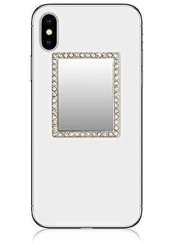 iDecoz Phone Mirror. Peel & Stick on All Phones & Cases. The -
