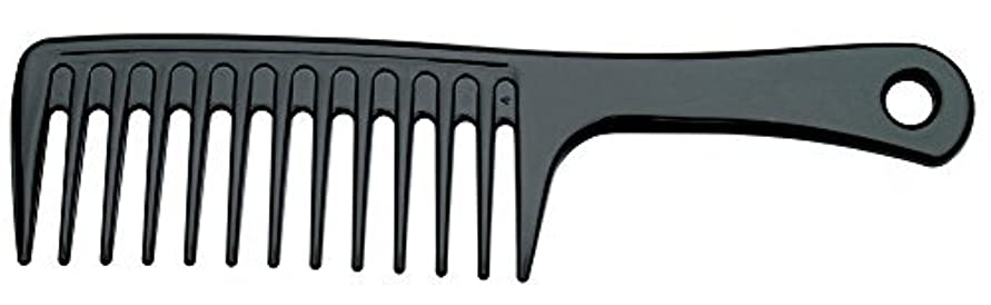 スケルトン不道徳スキャンダラスDiane Extra Wide Tooth Shampoo Comb, D7113 [並行輸入品]