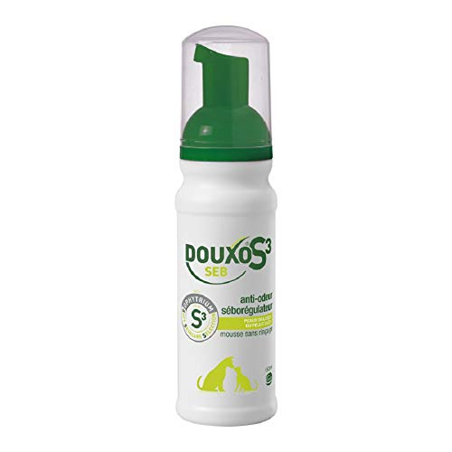 CEVA Spray Mousse DOUXO S3 Mousse 150 ml para Perros