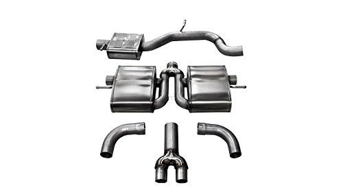 Corsa 14509 Cat Back Exhaust (Audi TT RS MK3 2.5L Turbo)