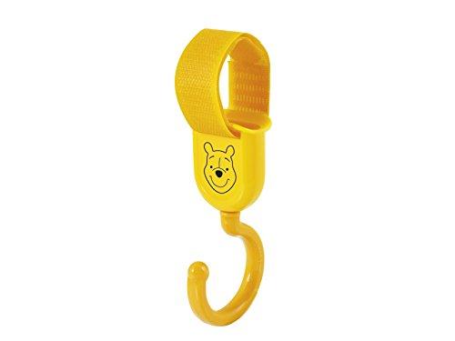 Lulabi Disney Winnie Confection Kleerhangers voor kast van ABS, geel