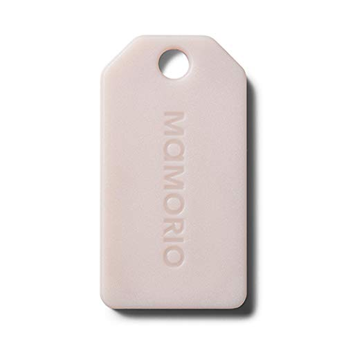 MAMORIO World's Smallest Loss Prevention Tag Weight XNUM Xg (XNUM X, Charcoal Black)
