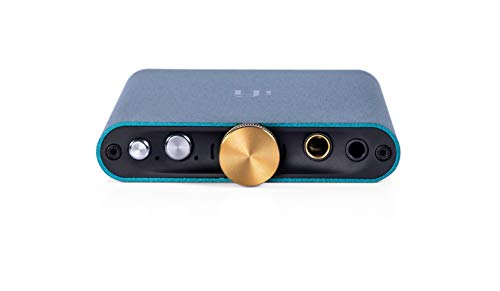 iFi Hip-dac Portable Balanced DAC Headphone Amplifier for Android,...