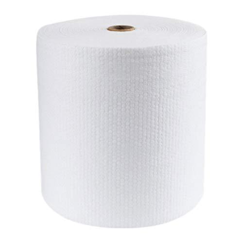 Minkissy 1 Rouleau Jetable Visage Serviette Tissu Coton Tissu Lingettes Non-Tissés Gaze Éponge Chirurgicale pour Filles-Taille 3