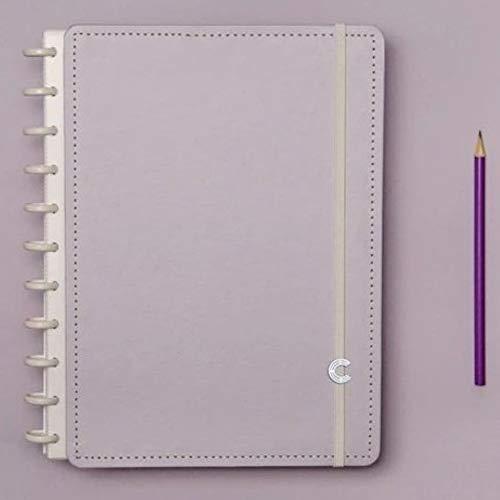 Caderno Inteligente, Shop STILL, Grande, Lilás Pastel, 215x280mm, 80 Folhas