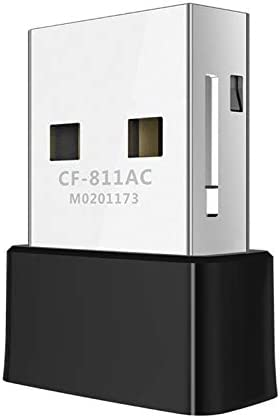 DXH Wifil adapter 811AC 650Mbps Wireless USB Adapter Wifi RTL8811 ontvanger 24G 5GUSB Wifi 80211ngbac netwerkkaart for PC Wifi Dongle