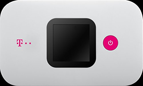 Huawei E5577Cs-321 Unlocked Mobiler 4G-WLAN-Hotspot (bis 10 Geräte 150 Mbit/s mit microSD-Kartenslot), Telekom Brand