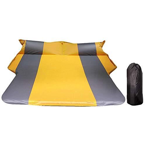 Euopat Auto Automatische Luftmatratze, Auto Automatische Aufblasbares Bett Für SUV Trunk Reise Camping Luftmatratze SUV Luftmatratze Tragbaren Campings Outdoor-Matratze (68,9 51.18 1.97in)