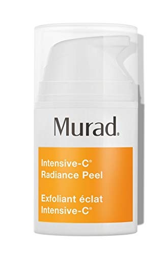 Murad Intensive-C Radiance Peel - Glycolic Acid and Vitamin C Peel - Brightening Facial Peel to Hydrate and Even Skin Tone, 1.7 Fl Oz