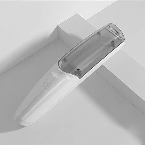belupai Eléctrico de Vacío Bebé Cortapelos Recargable Máquina de afeitar de Pelo IPX7 Impermeable Recortadora de Pelo Herramienta de Pelu