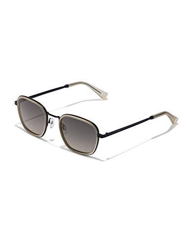 HAWKERS Chain Gafas de sol, B&W, Talla única Unisex Adulto