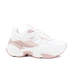 Buffalo Fierce P1, Sneaker a Collo Alto Donna