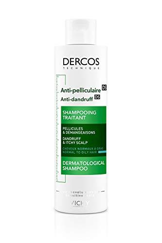 Vichy Anti-Forfora Shampoo Trattante Capelli Grassi 200 ml