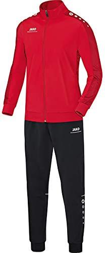 JAKO Kinder Striker Trainingsanzug Polyester, rot, 164