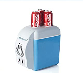 Car Mini Fridge Portable 12V 7.5L Auto Travel Refrigerator Multi-Function Home Cooler Freezer Warmer
