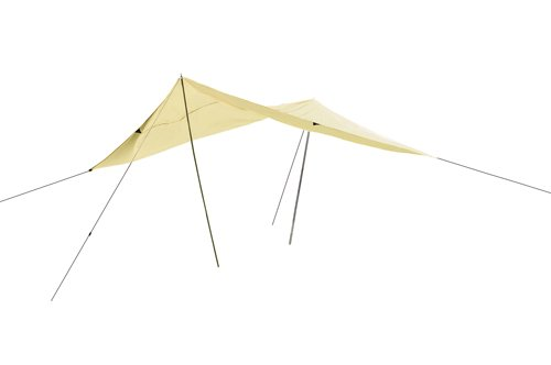 Happy People Sun Awning - Toldo de acampada, tamaño 42, color arena