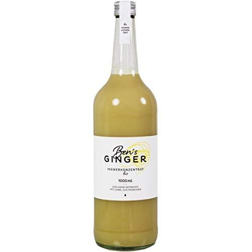 Ben's Ginger Ingwerkonzentrat