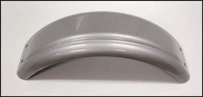 Triton 06299 Silver Plastic Fender Sale price XTV for Trailers specialty shop LXT and