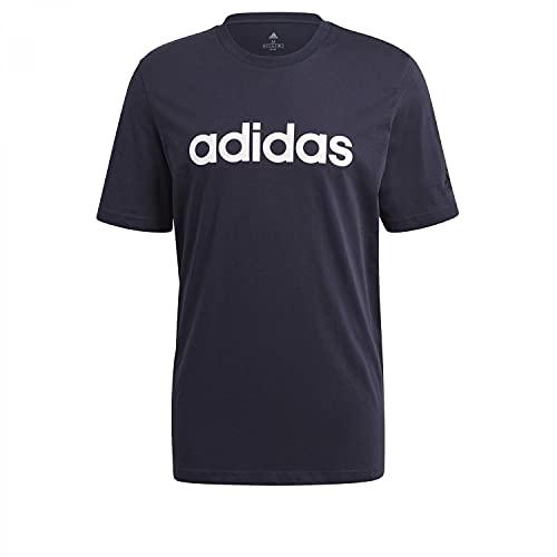 adidas GL0062 M Lin SJ T T-Shirt Uomo Legend Ink S