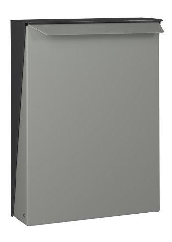 Serafini Briefkasten SBox Stahl graualu 30.7150.67