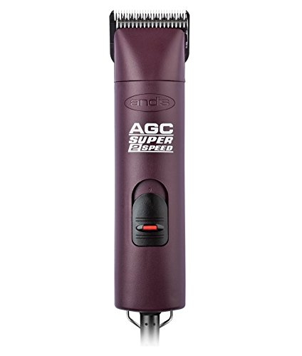 Andis UltraEdge AGC Super 2Speed Pet Clipper Maroon
