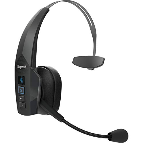BlueParrott B350-XT BPB-35020 Wireless Noise Canceling Bluetooth Headset with All New Voice Control for Complete Hands-Free Experience