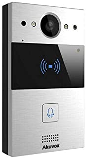 Akuvox SIP Intercom with one Button (Video & Card reader)