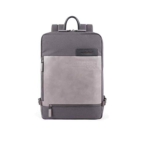 Piquadro Ade Laptop Backpack 15? Dark Grey