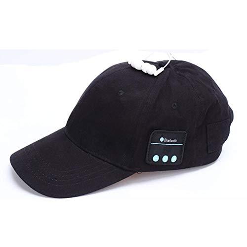 LETAMG Hut Headset Kopfhörer mit Mic Hand-freies Musik Mp3 Sport Smart Kappe Baseball Kappe Headset Sport Hut Bluetooth Hut Kappe