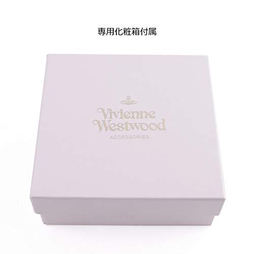 VivienneWestwood(ヴィヴィアン・ウエストウッド)『EXECUTIVEラウンドファスナー二つ折り財布(3318C9J)』