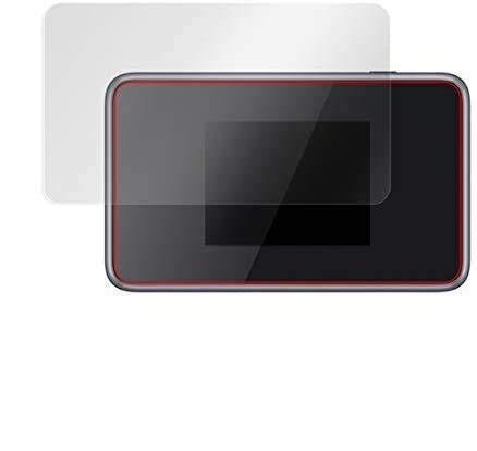 PET製フィルム 強化ガラス同等の硬度 高硬度9H素材採用 Pocket WiFi 802ZT用 日本製 反射防止液晶保護フィ...