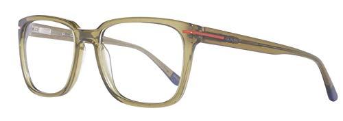 GANT GA310552096 Brille GA310552096 Wayfarer Brillengestelle 55, Olive