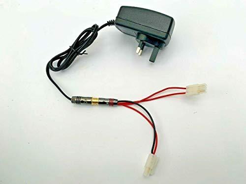 Angling Technics Microcat/Technicat Bait Boat Battery Fast Charger + Charging Lead