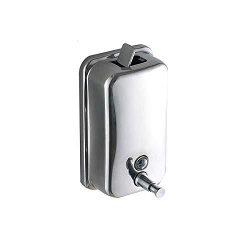 KiNeX Seifenspender, Wandmontage, manuelle Pumpe, Seifenspender, Händedesinfektionsmittelspender