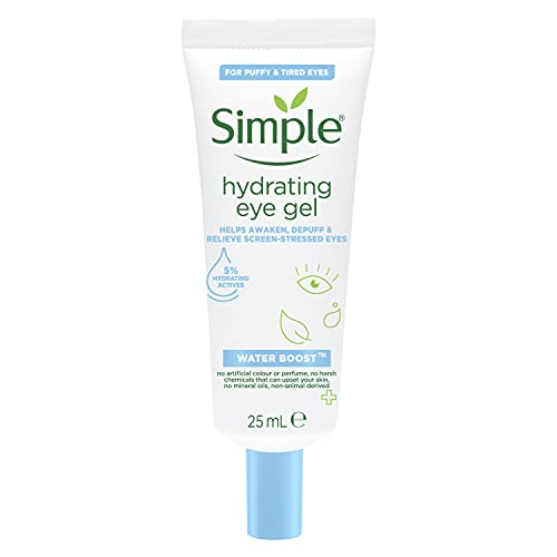 Simple Water Boost Hydrating Eye Gel 25 ml