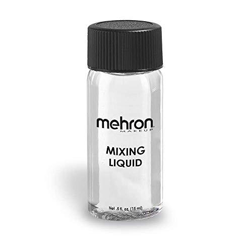 Mehron Makeup Makeup Mixing Liquid (.5 ounce)