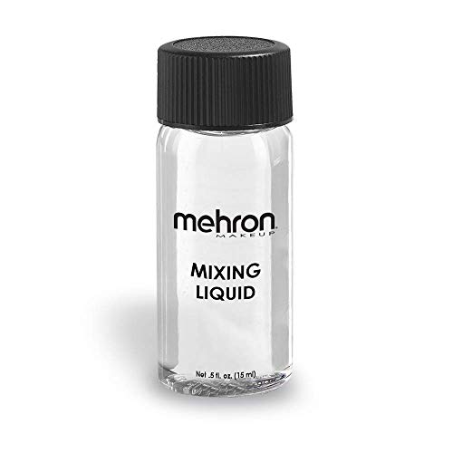 Mehron Makeup Makeup Mixing Liquid (.5 ounce)