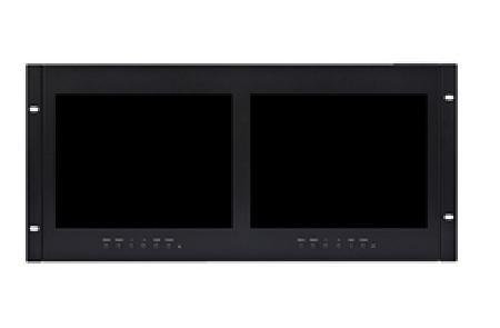 GML-1030MD GRUNDIG, 24,6 cm (9.7) LCD/TFT 19 einbaufähiger 2-fach Monitor LED-Hintergrundbeleuchtung von GRUNDIG