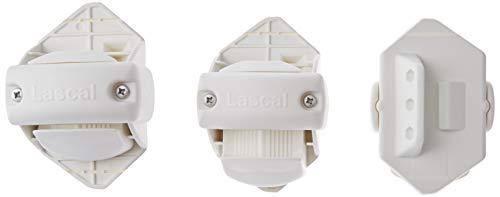 Lascal KiddyGuard Avant/Accent/Assure Rohrhalterung für Verschlussleiste, Stangenhalterung für runde oder eckige Geländer...
