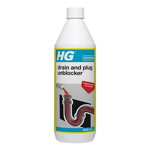 HG 139100106 Liquid Drain Unblocker 1L - Unblocks...