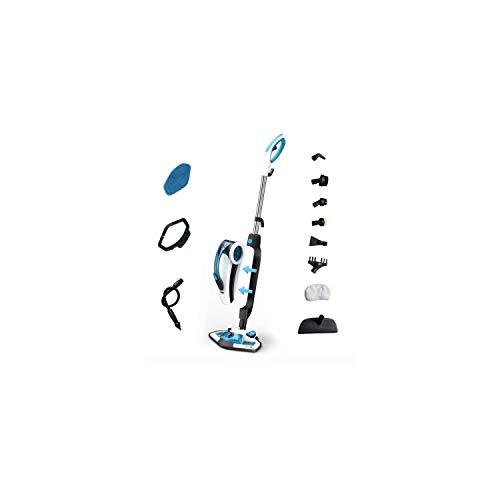 Fagor fgbv50 Escoba Vapor, 1400 W, 0.35 litros, Azul