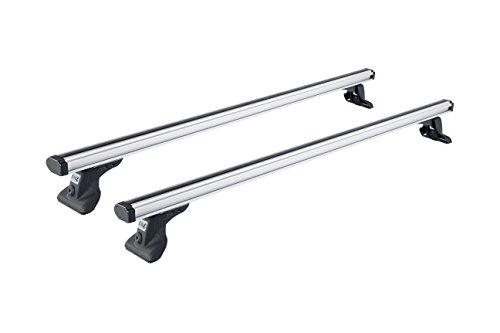 Cruz 924–507kommerziellen Aluminium Dachträger Bar Rack, Set von 2