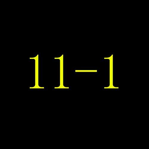 11-1 [Explicit]