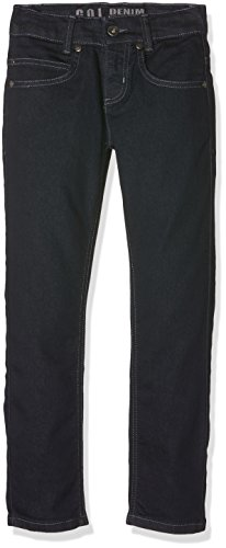 G.O.L. Jungen Röhren-Edel-Jeans, Slimfit Jeanshosen, Blau (Darkblue 1), 164